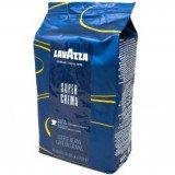 Кофе в зернах Lavazza Super Crema (Лавацца Супер Крема) 1кг, вакуумная упаковка