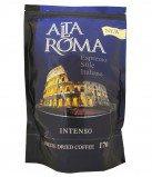Кофе AltaRoma Intenso (Альта Рома Интенсо) 170 г, сублимированный кофе, упаковка дой-пак