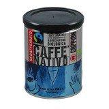 Кофе молотый Goppion Nativo Decaffeinato (Гоппион Нативо без кофеина) кофе молотый 250 г, металлическая банка