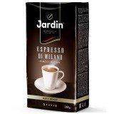Кофе молотый Jardin Espresso Stile Di Milano (Жардин Эспрессо Стиль Ди Милано), 250 г., вакуумная упаковка