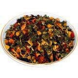 Чай травяной Малина с Мятой, 500 г, крупнолистовой чай с травами