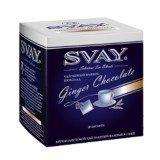 Чай Svay Ginger Сhocolate (Имбирный шоколад) Черный  в саше (20саше по 2гр.)