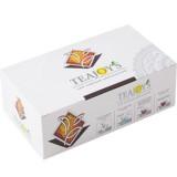 Чай черный TEAJOYS Цейлонский, пакетики с ярлычками, 100 саше по 2 г.