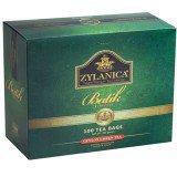 Чай Зеленый ZYLANICA Batik Design (Зиланика), пакетики с ярлычками, 100 саше по 2г.
