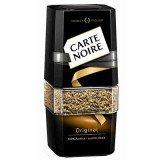 Кофе растворимый сублимированный Carte Noire Original (Карт Нуар Ориджинал), 95 гр. стеклянная банка