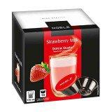 Капсулы Noble Strawberry Milk (Клубничное молоко) формата Dolce Gusto, 16 шт в упаковке