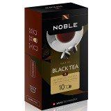 Капсулы Noble Black Tea (Черный чай), упаковка 10 капсул по 3 гр, для кофемашин Nespresso