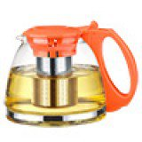 Чайник для чая Годжи стеклянный, 1100 мл