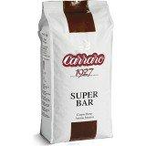 Кофе в зернах Carraro caffe Super Bar (Карраро Супер Бар), 1 кг, вакуумная упаковка