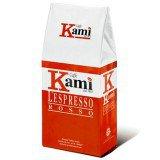 Кофе в зернах Kami Rosso (Ками Россо), 1 кг, вакуумная упаковка