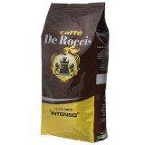 Кофе в зернах De Roccis Oro Intenso (Де Роччис Оро Интенсо), 1 кг, вакуумная упаковка