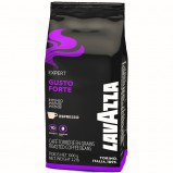 Кофе в зернах Lavazza Gusto Forte (Лавацца Густо Форте), кофе в зернах (1кг), вакуумная упаковка