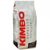 Кофе в зернах Kimbo Gusto Intenso (Кимбо Густо Интенсо), вакуумная упаковка 1кг