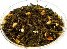Чай зеленый Японская Генмайча, 500 г, крупнолистовой зеленый чай, акционный товар