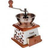 Кофемолка деревянная ручная Tima SL-073