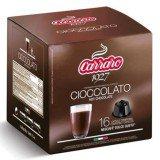 Кофе в капсулах Carraro Cioccolato 16 шт\уп формата Dolce Gusto