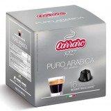 Кофе в капсулах Carraro Puro Arabica 16 шт\уп формата Dolce Gusto