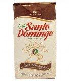 Кофе в зернах Santo Domingo 100 % Puro Cafe (Санто Доминго 100 % Пуро кафе), 453г, вакуумная упаковка