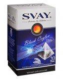 Чай Svay Black Ceylon черный цейлонский (20 пирамидок по 2,5гр. в уп.)