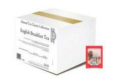 Чай черный Ahmad English Breakfast (Ахмад Английский завтрак), пакетики с ярлычками в конверте из фольги, хорека (300 саше по 2г)